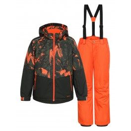 ICEPEAK Warm costume for boys (autumn / winter) HAGAN JR 572