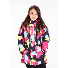 JUSTPLAY Girls jacket parka (autumn / winter) MARIJA JR 90