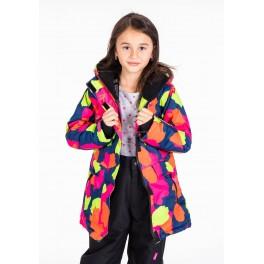 JUSTPLAY Girls jacket parka (autumn / winter) MARIJA JR 30