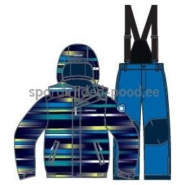 ICEPEAK Laste soojad dressid(sügis / talv) RIO KD 381